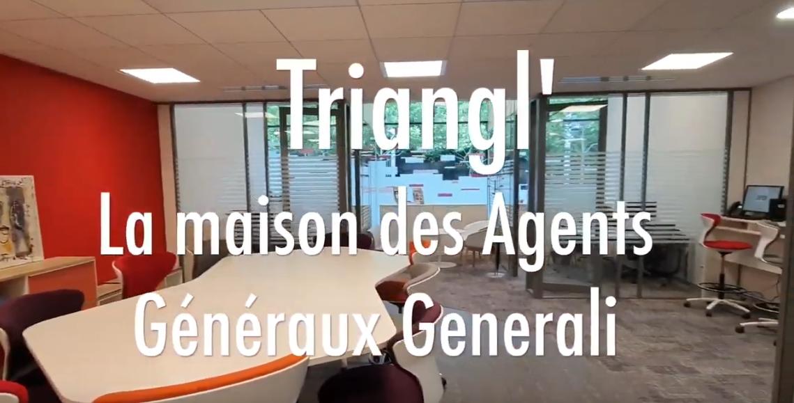 Inauguration des locaux Triangl'